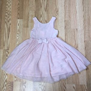 H&M Girls Tulle Sparkle Party Dress